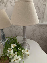 Load image into Gallery viewer, Table Lamp .... Taupe / Neutral 41cm
