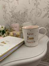 Load image into Gallery viewer, Oh so charming gift range ... Live Love Sparkle / All you Need is Love