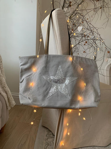 Star shopper bag / luggage bag ... 3 colours