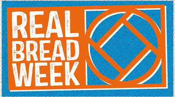 It's Real Bread Week; I'm on local radio!