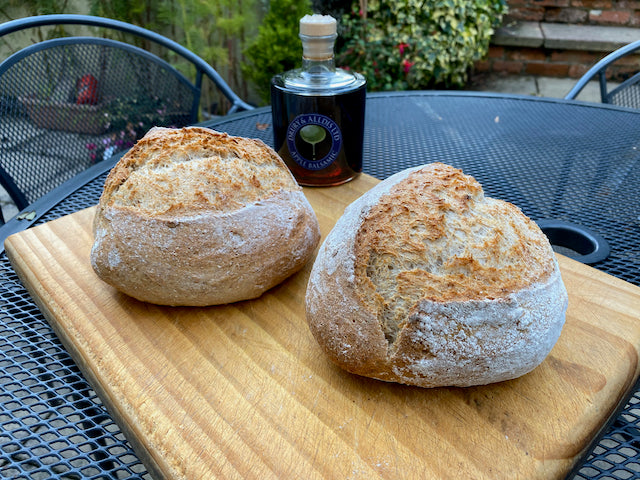 Small Wholemeal & Rye