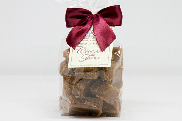 Chocolate Fudge Ribbon Bag
