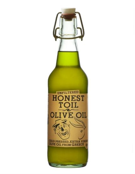 Honest Toil - Extra Virgin Olive Oil