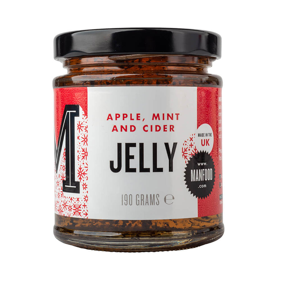 Apple, Mint & Cider Jelly
