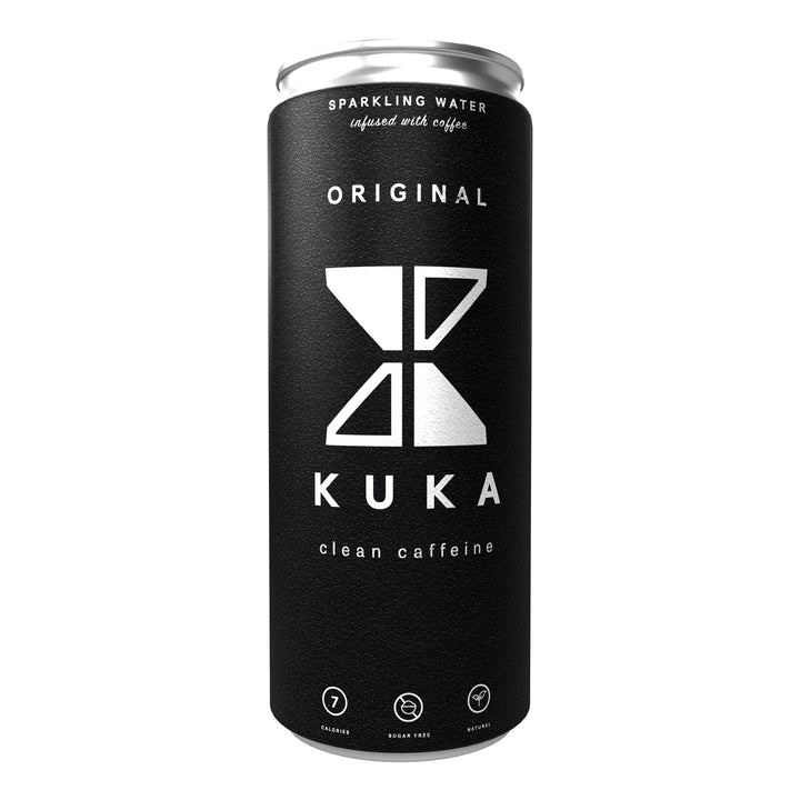 Kuka Coffee - Sparkling Cold Brew Coffee