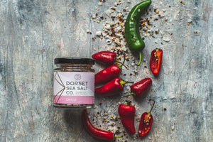 Chilli Infused Sea Salt
