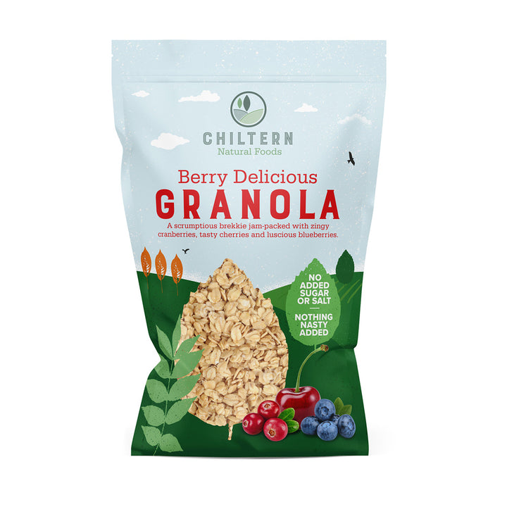 Berry Delicious Granola