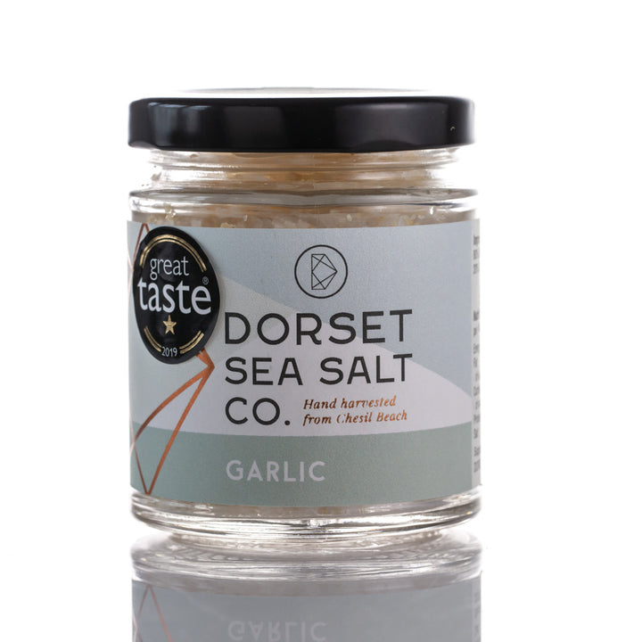 Garlic Infused Sea Salt
