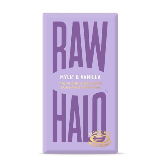 Mylk & Vanilla Raw Chocolate