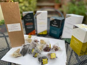 Tregothnan Tea Samples
