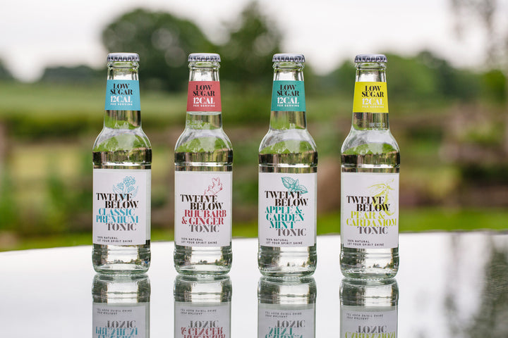 Twelve Below Mixed Pack Tonic 4 Pack