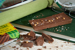 Droitwich Spa Salted Caramel bar