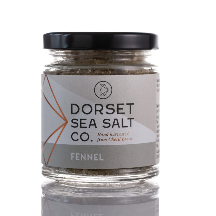 Fennel Infused Sea Salt