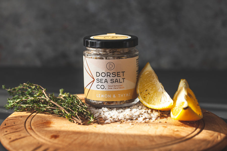 Gift Set 6 x Dorset Sea Salt Flavours.