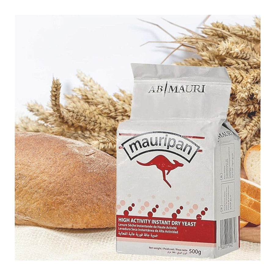 Mauripan Red Instant Yeast