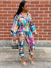 Bad Chic Status Jumpsuit- Multi