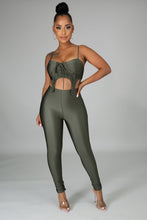 Let's Make A Move Pant Set- Olive