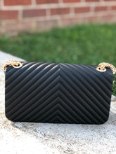 Stacy Crossbody Bag- Black