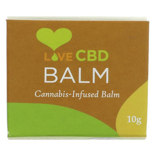Love Cbd Dutch CBD Balm 10mg
