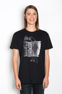 The Accordion of Unexpected Fortunes Men's Sovereign Tee