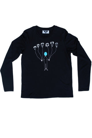 The Balloonman Women's Longsleeve