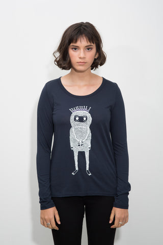 Birthday Monster Women's Empress Longsleeve