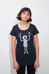 Brian Bird-Lion Women's Duchess Tee