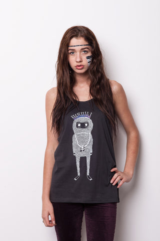 Birthday Monster Women's Singlet