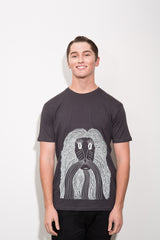The Lionman Men's Crew Neck Tee