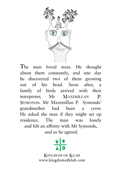 The Treehead Man Gift Card