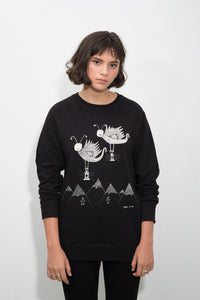 The Lantern Moths' Commemoration Unisex Sweatshirt