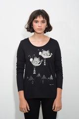 The Lantern Moths' Commemoration Women's Longsleeve