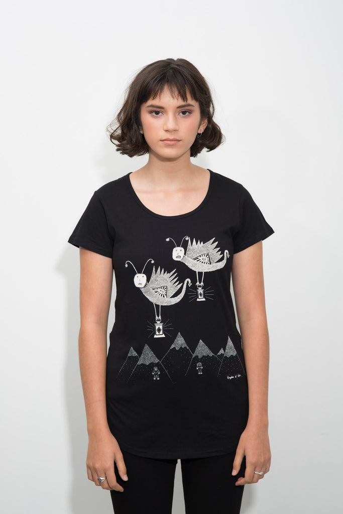 The Lantern Moths' Commemoration Women's Tee