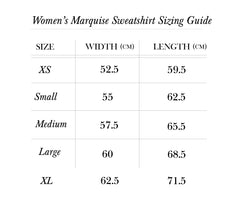 Mystic Charles' Secret Women's Marquise Sweater