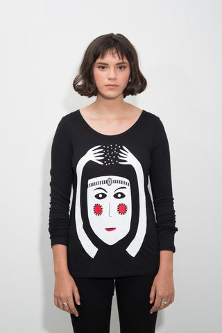 The Mask Women's Longsleeve