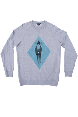Mystic Charles' Secret Royal Sweatshirt