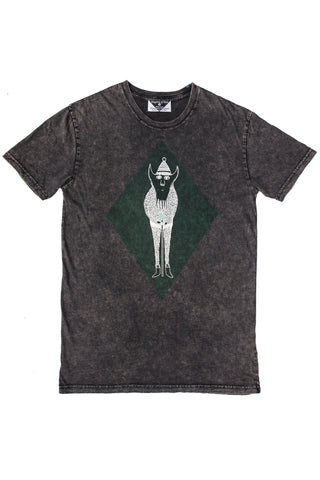Mystic Charles' Secret Men's Stonewash Tee