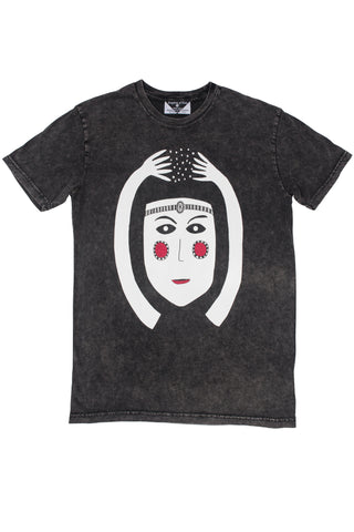 The Mask Men's Stonewash Tee