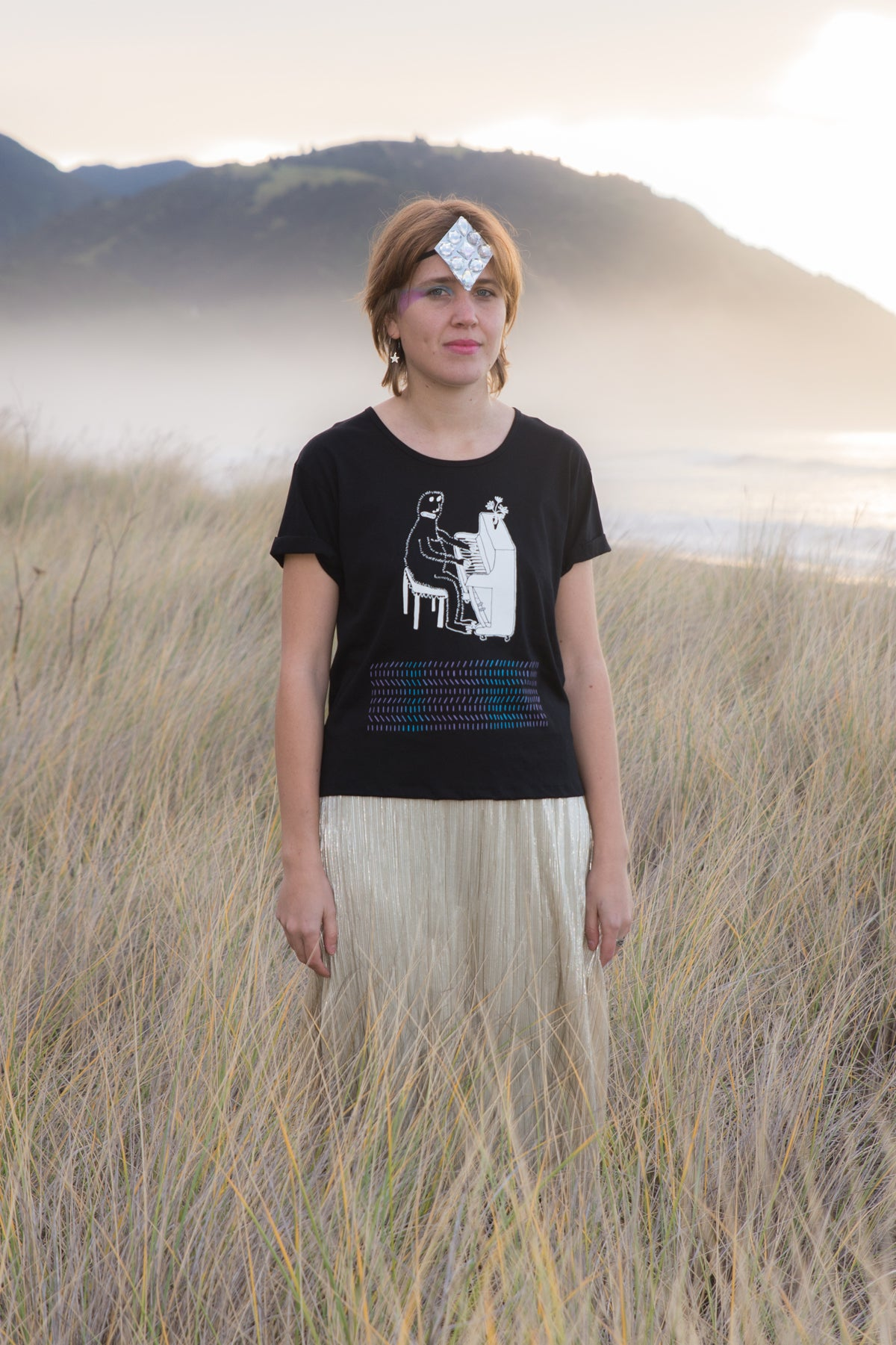 The Yeti's Dilemma Women's Baroness Tee