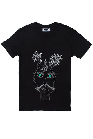The Man Who Loved Trees Men's Sovereign Tee