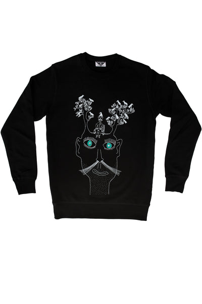 The Man Who Loved Trees Royal Sweatshirt