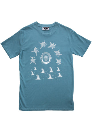 The Pancake Seas & The Wizard Hatted Fish Men's Sovereign Tee