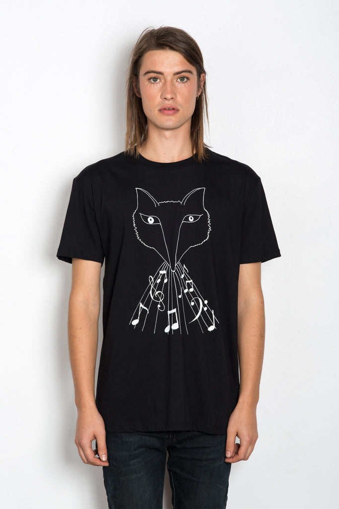 Wolf-Fox Men's Sovereign Tee