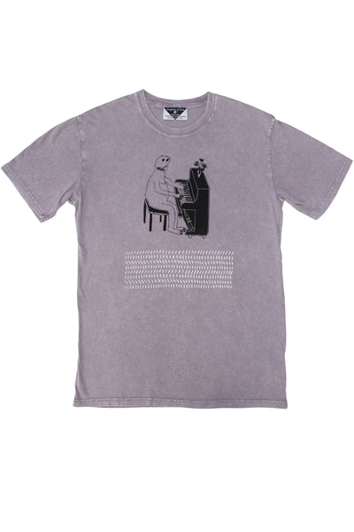 The Yeti's Dilemma Men's Stonewash Tee