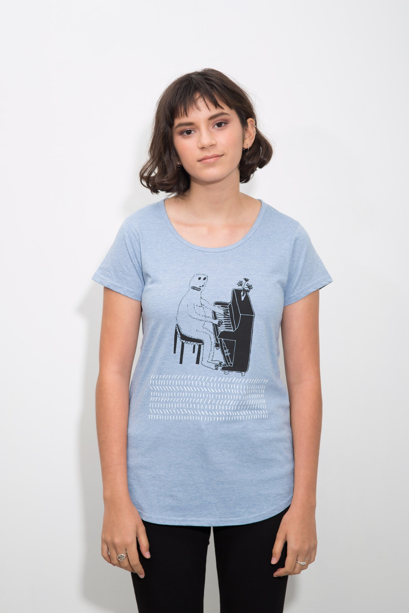 The Yeti's Dilemma Women's Duchess Tee