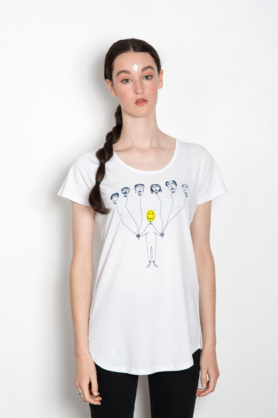 The Balloonman Women's Duchess Tee