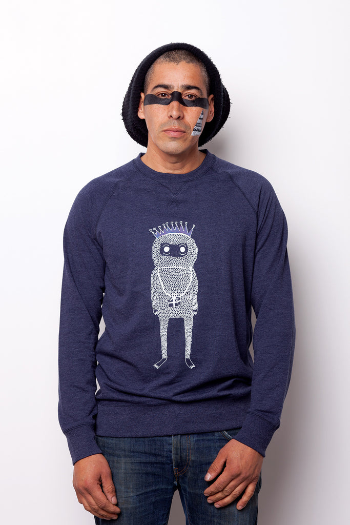 The Birthday Monster Unisex Sweatshirt