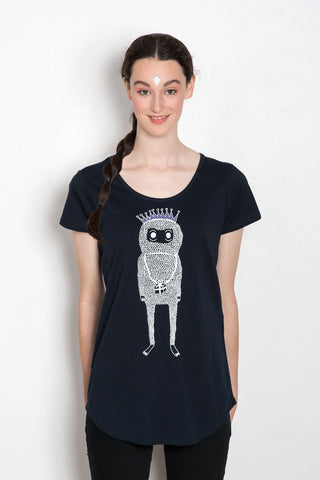 Birthday Monster Women's Duchess Tee