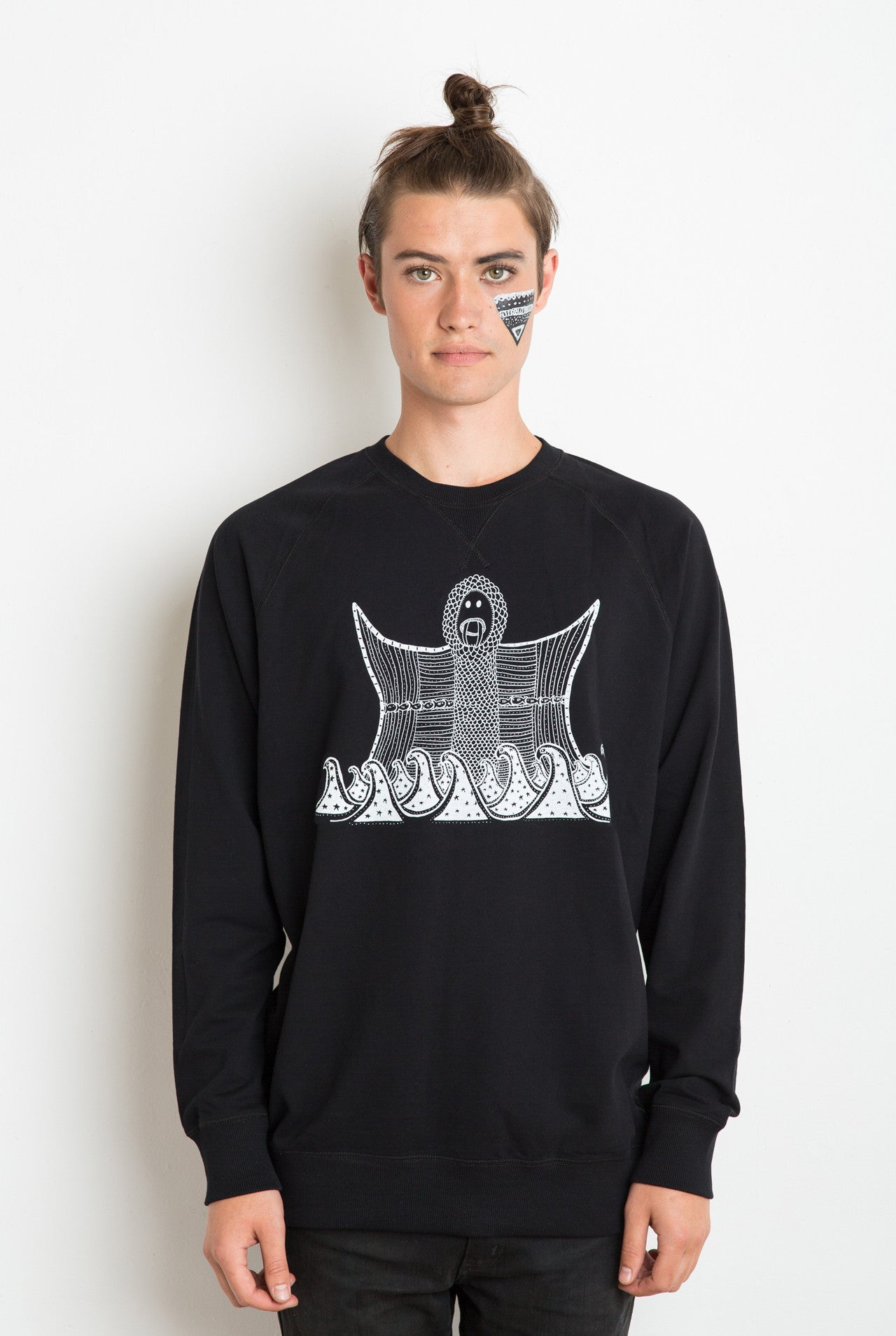 Frederick the Friendless Unisex Royal Sweatshirt