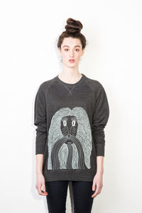 The Lionman Unisex Sweater